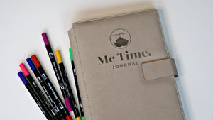 Me Time. My Mindful Year Journal