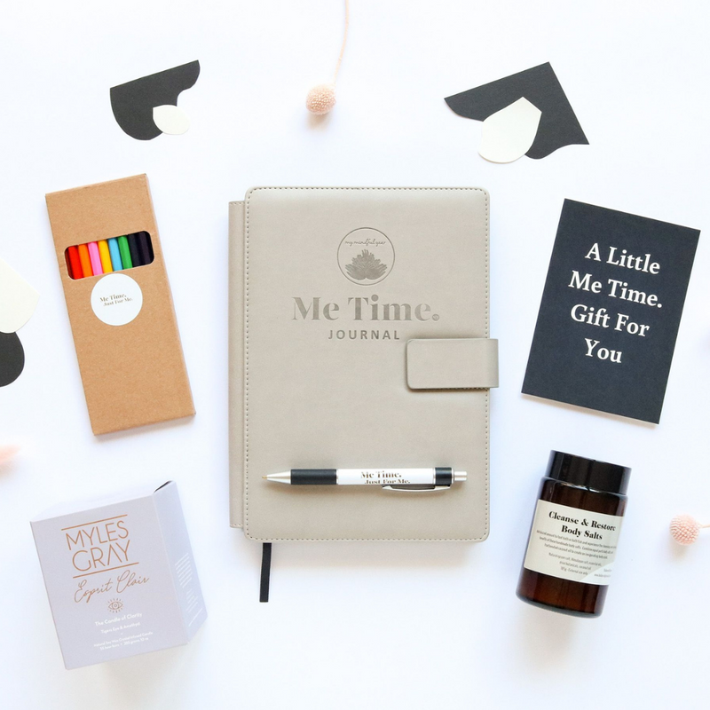 The Me Time. Mindful Gift Box