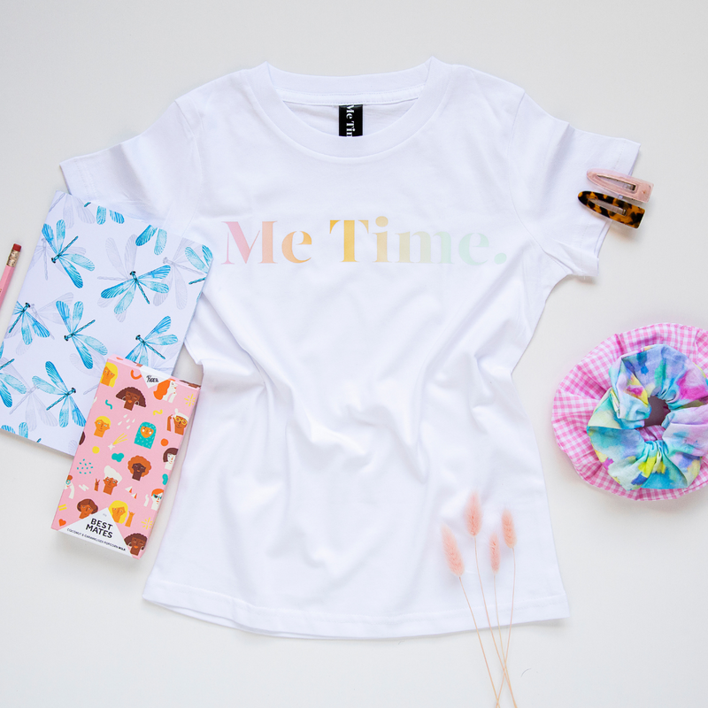 Me Time. Limited Edition Sunshine Tee
