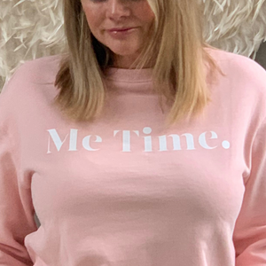 Me Time. Summer Sweater - Blush - Me Time. Just For Me