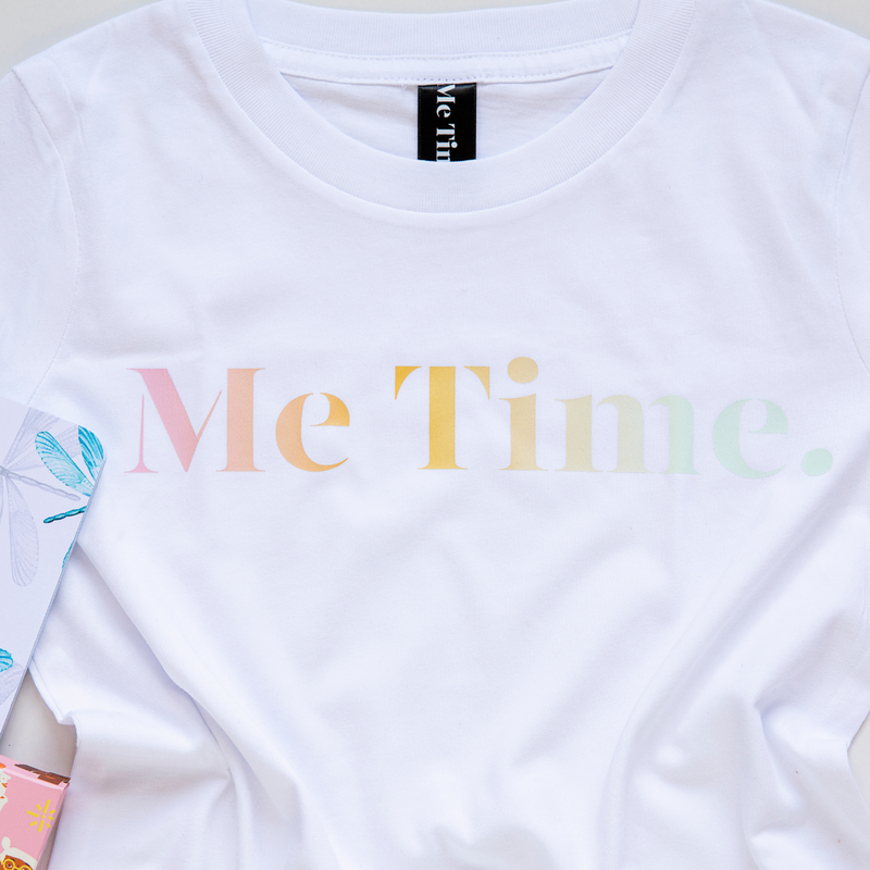 Me Time. Sunshine Tee - Me Time. Just For Me