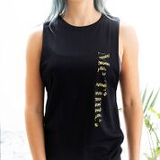 Jax Signature Tank-Black