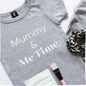 Mummy & Me Time. Onesie