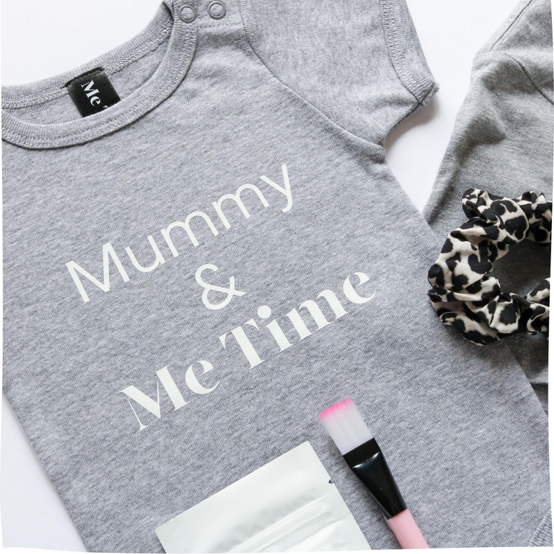 Mummy & Me Time. Onesie - Me Time. Just For Me