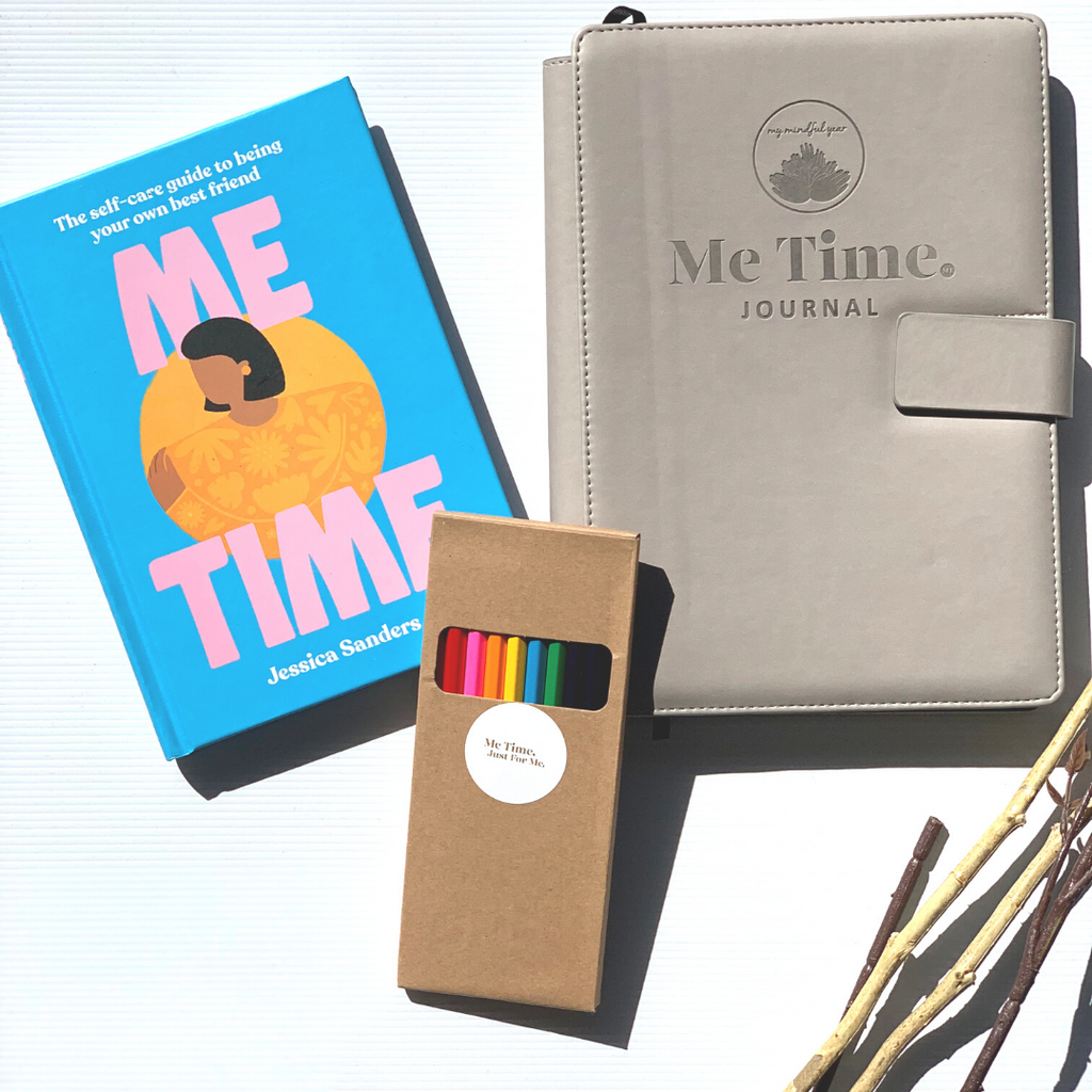 Me Time The Journal Me Time  Gift Box