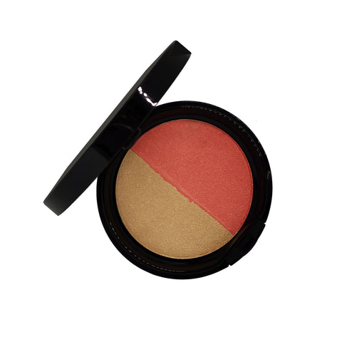 DOUBLE BLUSHER | COMPACT - ZervaCosmetics