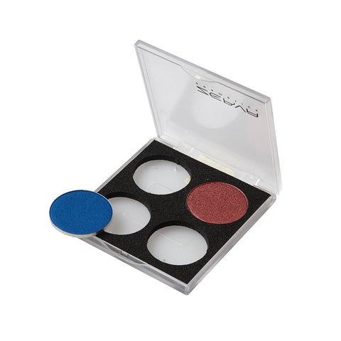 EMPTY PALETTE 4 | ACCESSORIES - ZervaCosmetics