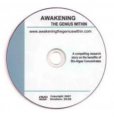 AWAKENING THE GENIUS WITHIN (DVD)