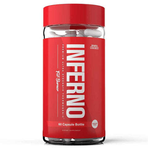 SPARTA NUTRITION INFERNO 60 CAPSULES