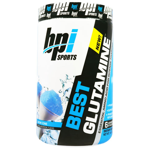 BPI SPORTS GLUTAMINE 400G SNOW CONE