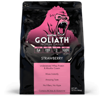 SYNTRAX GOLIATH WEIGHT GAINER 5440g