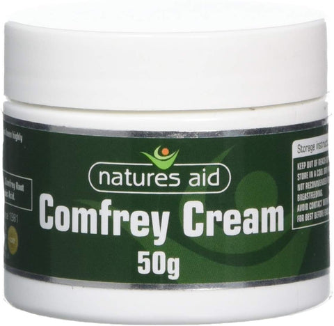 NATURES AID- COMFREY CREAM /SKIN-JOINT / 50 G