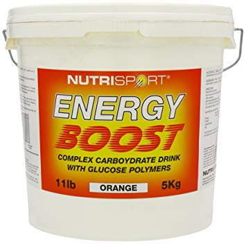 NUTRISPORT CARBS 5000G ORANGE
