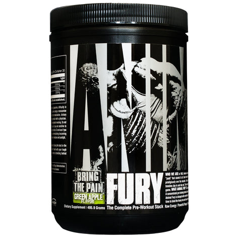 ANIMAL FURY PREWORKOUT  320G WATERLEMON
