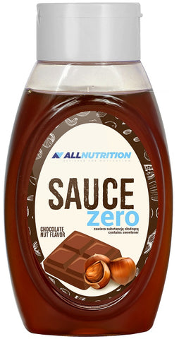ALLNURITION SAUCE ZRO 450ML