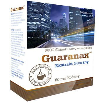 OLIMP NUTRITION GUARNAX 60 CAPSULES