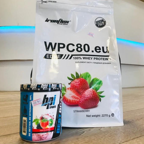 QUALITY WHEY PROTEIN AND BCAA DEAL!!!
