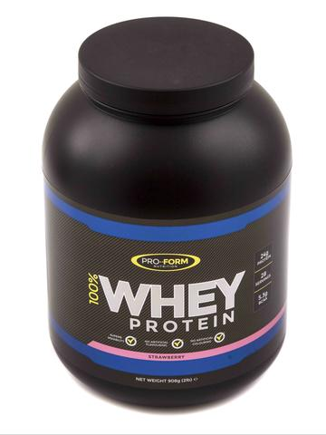 PRO-FORM NUTRIION 100% WHEY PROTEIN 908G