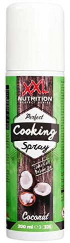 XXL NUTRITION PERFECT COOKIN OIL (COCONUT) 200ML