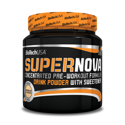 BIOTECHusa- SUPER NOVA PRE-WORKOUT/282G/OUT OF DATE