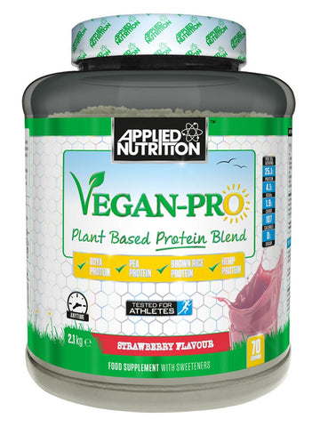 APPLIED NUTRITION VEGAN PRO 2200G CHOCOLATE