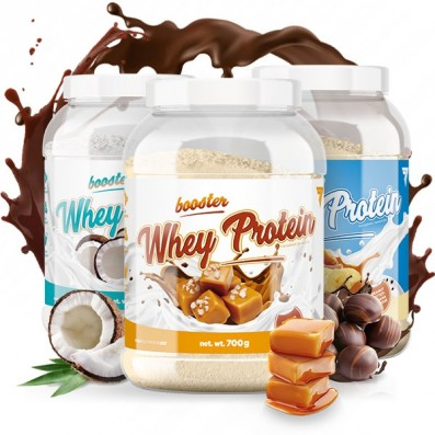 TREC Booster Whey Protein 700 g