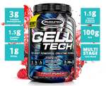 MUSCLETECH CELL TECH 1300G GRAPE