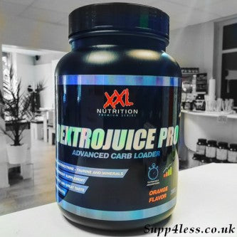 DextroJuice Pro XXL Nutrition 1000g orange