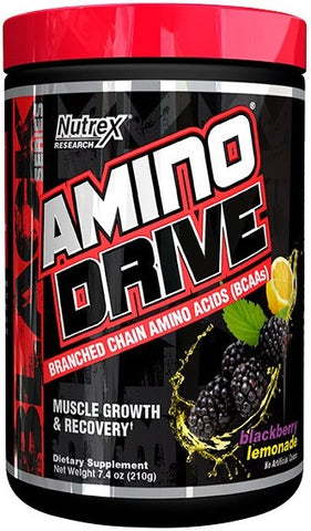 NUTREX AMINO DRIVE BLACKBERRY LEMONADE 240G