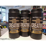 NUTRISPORT- PURE CREATINE MONOHYDRATE POWDER /600G