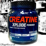 OLIMP CREATINE X-PLODE POWDER - 6 ADVANCED FORMS OF