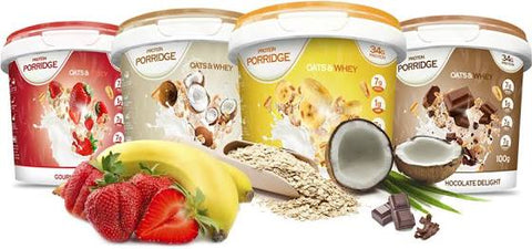 FEEL FREE NUTRITION PROTEIN PORRIDGE
