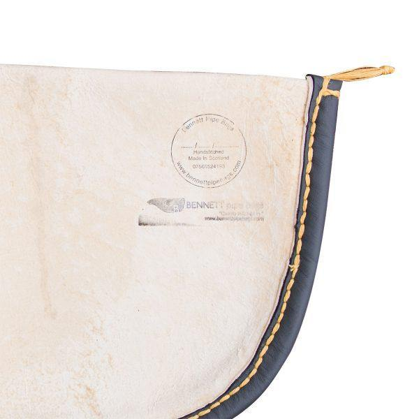 Bennett Pipe Bag - Sheepskin