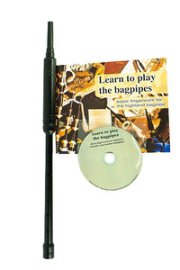 Kilberry Bagpipes Practice Chanter Kit - Acetal Practice Chanter