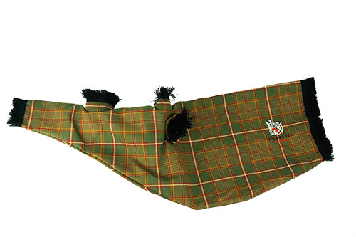 Bag Cover for Highland Pipes - Kilberry Bagpipes