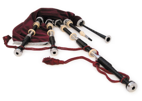 McCallum Bagpipes AB4 Set - Deluxe - Kilberry Bagpipes