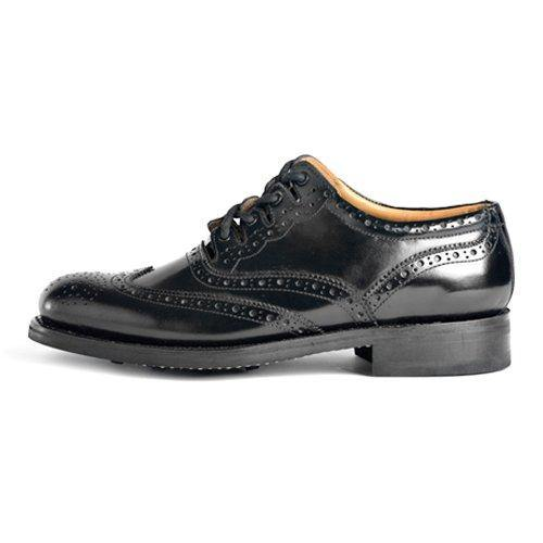 Thistle shoes- Piper Ghillie Brogue