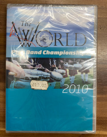 The World Pipe Band Championship 2010 Part 1 - DVD
