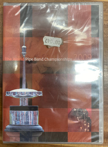 The World Pipe Band Championship 2009 Volume 2 - DVD