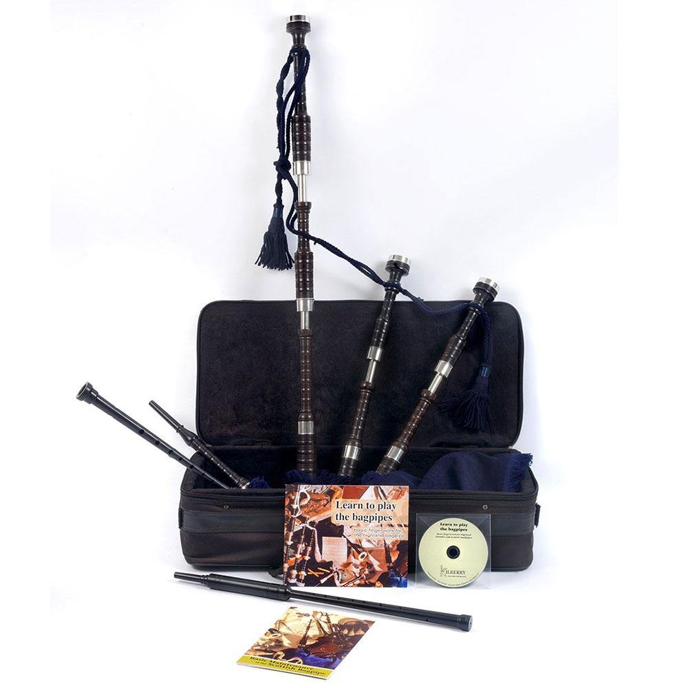 Kilberry Bagpipes - Package