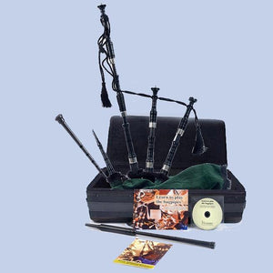 "Kilberry Bagpipes ""A"" Set (Plastic) - Package Deal"