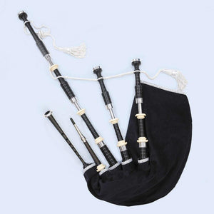 McCallum Bagpipes AB5 Set - Kilberry Bagpipes