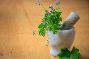 8 herbs that will change your life .