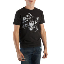 Load image into Gallery viewer, Jack SKellington shirt (THIS ITEM SHIPS FROM AND ONLY TO USA)