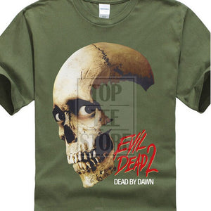 Evil Dead 2 T Shirt Horror Movie Film