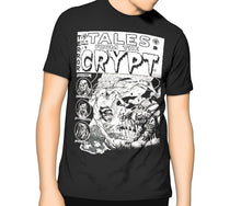 Load image into Gallery viewer, Tales Form The Crypt Comic Horror Movie T Shirt S 6Xl | Xlt 3Xlt