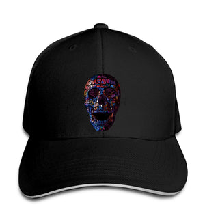 Baseball cap Halloween Horror Sugar Skull They Live Dracula Scary Film Movie Japanese Biker 4