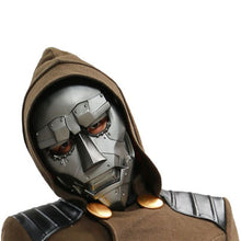 Load image into Gallery viewer, XCOSER Dr Doom Mask Movie Fantastic Four Cosplay