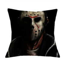 Load image into Gallery viewer, Customized Cushion Covers Horror Movie Characters (SEE ALL VARIANTS)