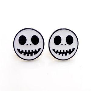 91a83c405db14 new arrival The Nightmare Before Christmas Earrings For women (3 variants  JACK OR SALLY)